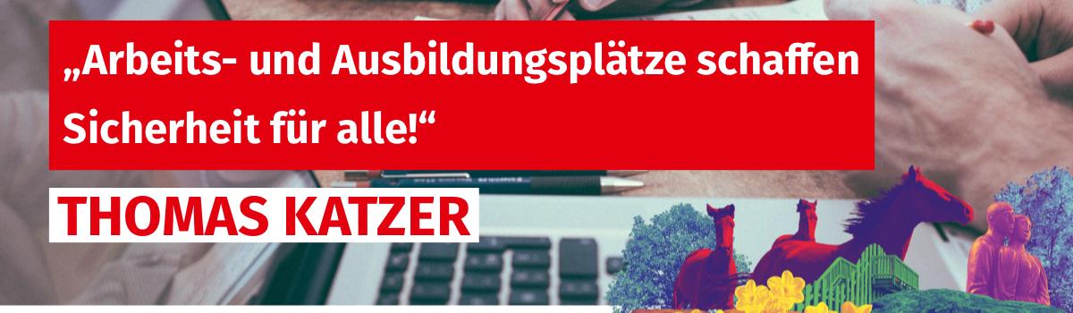 SPD setzt sich für Arbeits- und Ausbildungsplätze ein